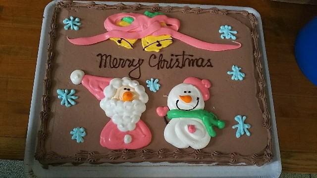 コストコのケーキ