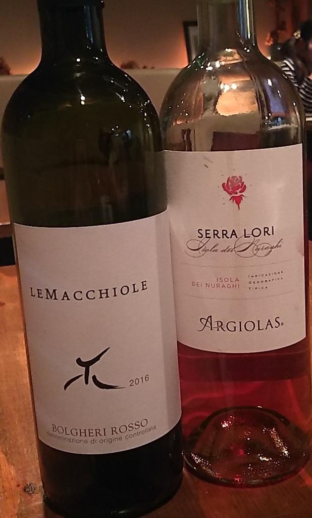 ペルバッコのワイン